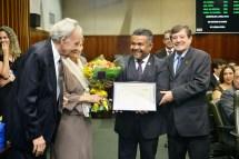 1.entrega de prêmio Deputado Santana Gomes