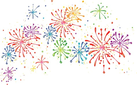Fireworks-clipart-free